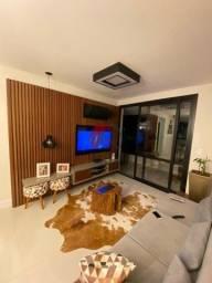 Apartamento 03 suítes mobiliado e decorado