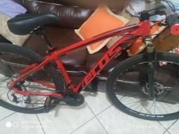 Bicicleta aro 29 aluminio