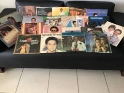 Coleção de discos de vinil de Agnaldo Timóteo