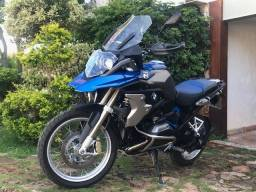 bmw r1200 gs rallye completissima