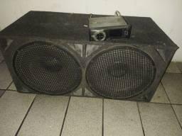 Vendo caixa de som R$200