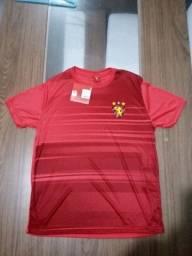 Vende-se 2 camisas do sport umbro oficial tamanho m adulto/infantil à vista 300 aceito pix