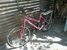 bicicleta Houston Aro 26 Rosa