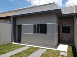Casas novas no bairro Jardim Macaúbas  - próximo a av. Cafezais - R$130.000,00