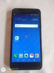 Vendo LG k11+ 32giga leitor biométrico *