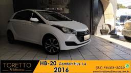 HB20 Comfort 1.6 2016