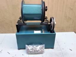Tamboreador Rola Rola 1,5lts 110volts Grátis 1kg micro esfera (lentilhas).