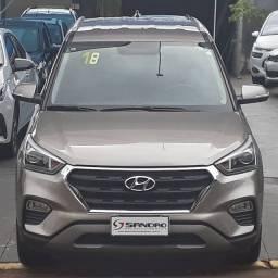 CRETA 2017/2018 2.0 16V FLEX PRESTIGE AUTOMÁTICO