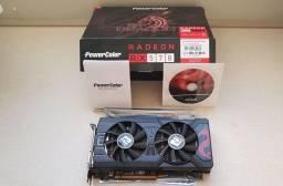 Placa de vídeo rx 570 Rx570 AMD