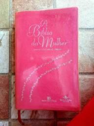 Bíblia da Mulher - Leitura, Devocional, Estudo