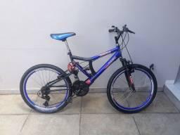 bicicleta jumper cairo semi nova