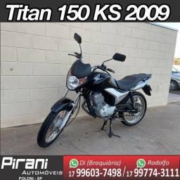 Cg 150 Titan KS 2009
