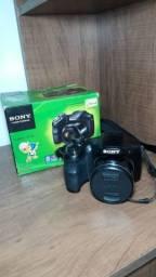 Câmera DSC-H200 da sony