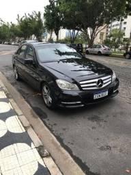 Mercedes Benz C180 2012 1.8 blindada