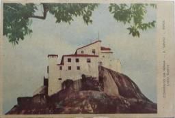 Postais antigos Convento da Penha Anos 30-60