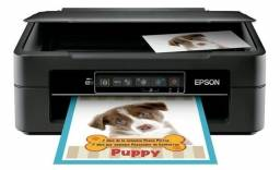 Impressora epson multifuncional xp 241