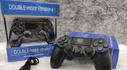 Controle joystick sem fio para PlayStation 4