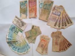 Dinheiro/ Cédulas antigas