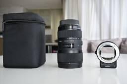 Lente Sigma 18-35mm 1.8 Dc Hsm Art Para Sony A-mount + Bônus