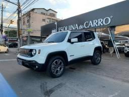 jeep renegade 2.0 longitude 4X4 diesel 2018 unico dono