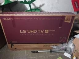 Tv LG 50 polegadas cm defeito