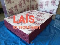 Cama --------$ cama Box--------$ ganhe dois travesseiros