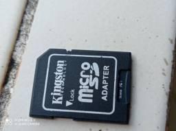 Vendo cartão de memória nunca usado