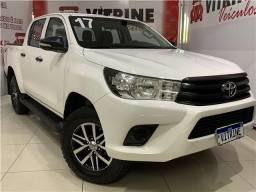 Toyota Hilux 2017 2.8 std 4x4 cd 16v diesel 4p manual