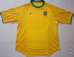Camisa Seleção Brasileira (2000) Original