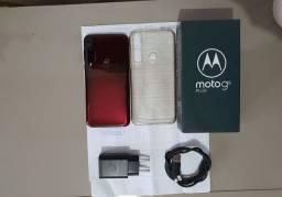 Moto G8 Plus 64GB . Com nota e garantia  .barato