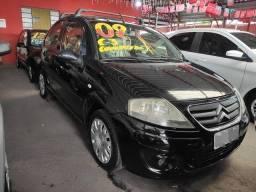 C3 2008/2009 1.6 I GLX 16V FLEX 4P AUTOMÁTICO