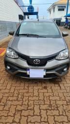 Toyota Etios X plus 1.5 automático 2020/2021