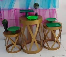 Aluguel de mesas