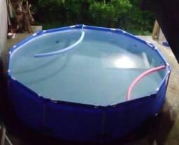 Vendo piscina 4600 litros