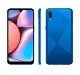 Smartphone Samsung A10S Novo 32GB Azul