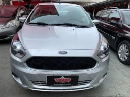 Ford KA 1.0 Prata