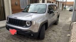 Jeep renegade 19/19 único dono com 11.145 km zero