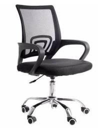 Cadeira Escritório Encosto Tela Mesh