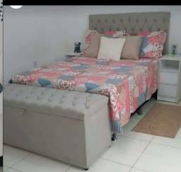 Kit cama box