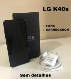 LG K40s semi-novo