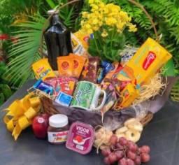 Cesta de café da manhã ( fazemos entrega em toda São Luís )