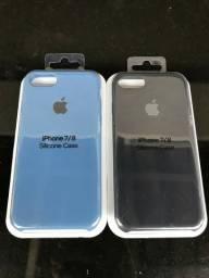 Capa Para Iphone Slim 7/8 e 7/8 plus -(Acabamento original) Promoção especial
