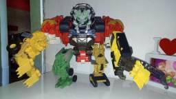Transformers Construction Devastator Decepticon