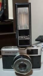 Máquina Fotográfica Olympus Trip 35 Flash mini frata 380