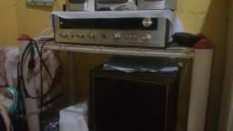 Vendo aparelho de som relicua