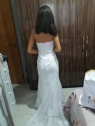 Vendo Vestido de noiva Novo nunca usado