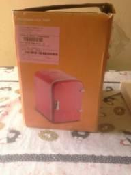 Mini geladeira 180,00