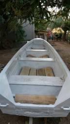 Barco em alumínio 7m - 2010