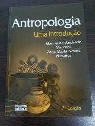 Antropologia Uma Introdução - Marina de Andrade Marconi (7ª edição)