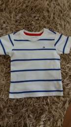 Camiseta Tommy Hilfiger 6 - 12 meses